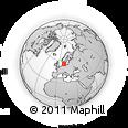 Outline Map of Gorlev