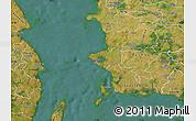 Satellite Map of Korsor