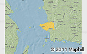 Savanna Style Map of Korsor