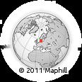 Outline Map of Korsor