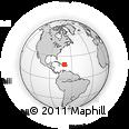 Outline Map of Duarte