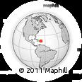 Outline Map of El Seibo