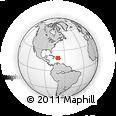 Outline Map of Monsenor Nouel