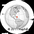 Outline Map of Monte Cristi