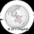 Outline Map of Kab. Baucau
