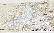 Classic Style 3D Map of Imbabura