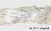 Classic Style Panoramic Map of Pichincha