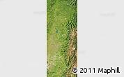 Satellite Map of Zona No Delimtda