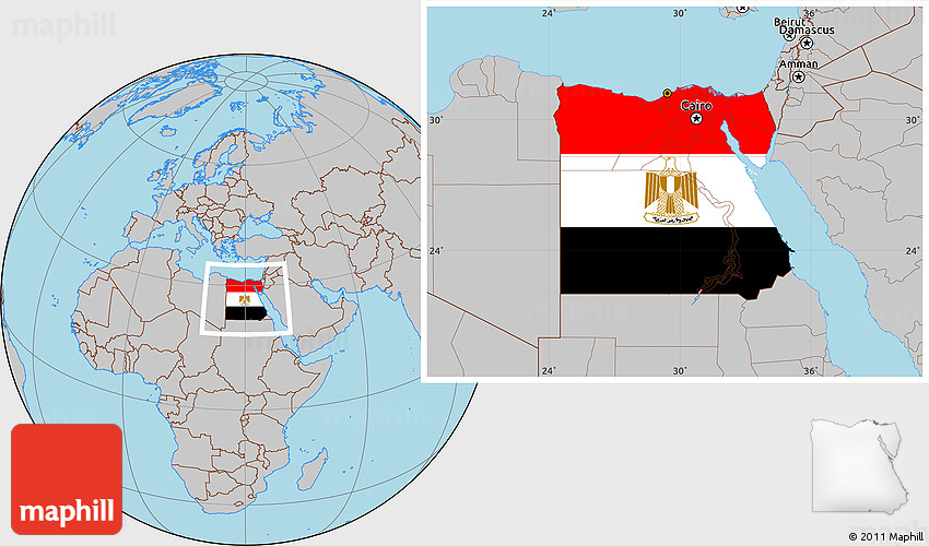 Flag location map of egypt gray outside gumiabroncs Gallery