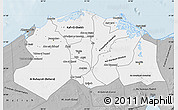 Gray Map of Lower Egypt