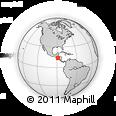 Outline Map of Cabanas