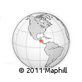 Outline Map of Arambala