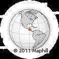 Outline Map of El Porvenir