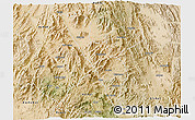 Satellite 3D Map of Habero