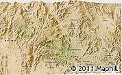 Satellite 3D Map of Halhal