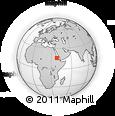 Outline Map of Halhal