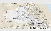 Classic Style Panoramic Map of Anseba