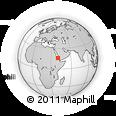 Outline Map of Dahlak
