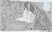 Gray 3D Map of Adi Keyh