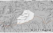 Gray 3D Map of Adi Quala