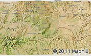 Satellite 3D Map of Adi Quala
