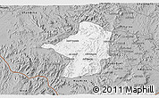 Gray 3D Map of Areza