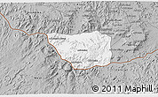 Gray 3D Map of May Mine