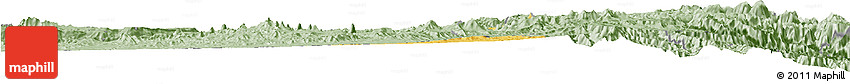 Savanna Style Horizon Map of Tsorena