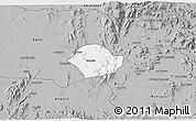 Gray 3D Map of Akurdet