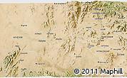 Satellite 3D Map of Akurdet