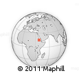 Outline Map of Akurdet