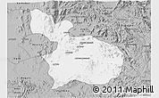 Gray 3D Map of Mensura