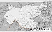 Gray 3D Map of Shambiko