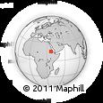 Outline Map of Teseney