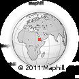 Outline Map of Asmara City