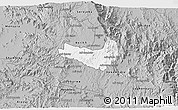 Gray 3D Map of Ghala Nefhi