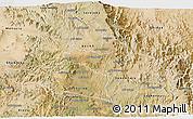 Satellite 3D Map of Ghala Nefhi