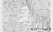 Silver Style Map of Makelay