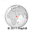 Outline Map of Ghelaelo'