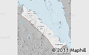 Gray Map of S. Red-Sea
