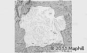 Gray 3D Map of Wag Hemra