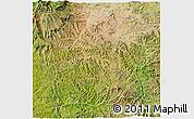 Satellite 3D Map of Wag Hemra