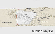 Classic Style Panoramic Map of Bebieg