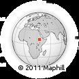Outline Map of Benshangul