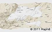 Classic Style Panoramic Map of Hadiya