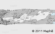 Gray Panoramic Map of K.A.T.