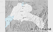 Gray 3D Map of Sidama