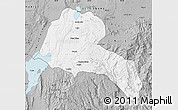Gray Map of Sidama