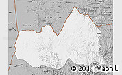 Gray Map of West
