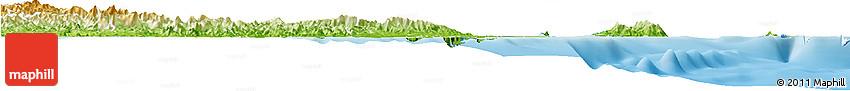 Physical Horizon Map of Tailevu